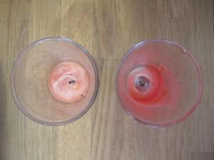 Nettoyer facilement ses pots à bougies